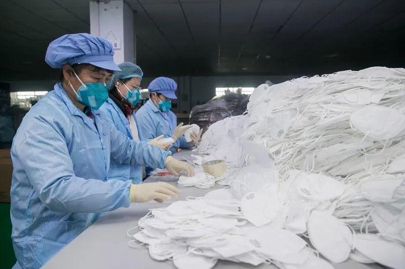 一天出口10亿只口罩,中国制造到底什么水平?