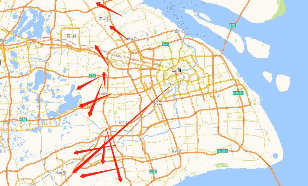 北京在喊穷,上海在膨胀,广深在拆墙