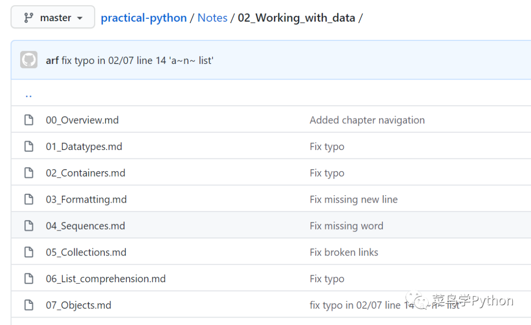 Python cookbook大神写的极速入门Python,真香!