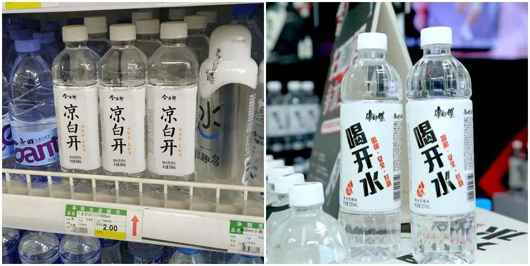 液体印钞机:瓶装水的新王和旧王