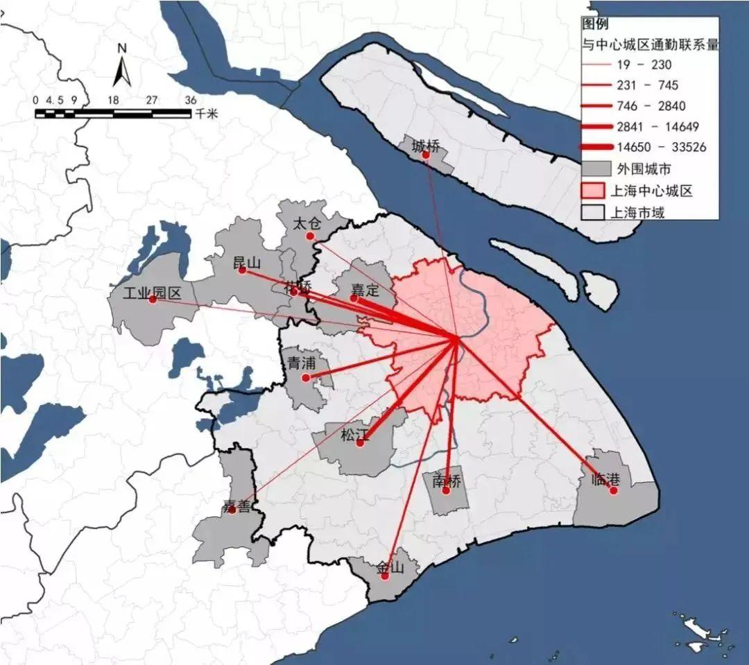 """软性""""扩容"""",上海的最远边界在哪?"""