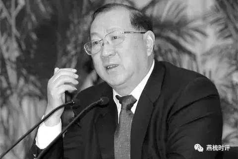 原财政部部长金人庆去世的背后